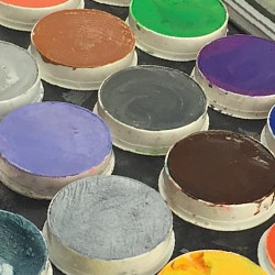 Grease/Creme Paints