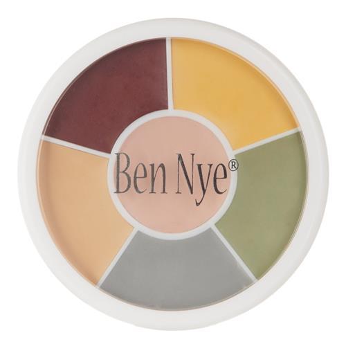 Ben Nye Death Wheel-6 colours