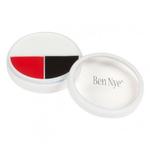 Ben Nye Red, White & Black Wheel