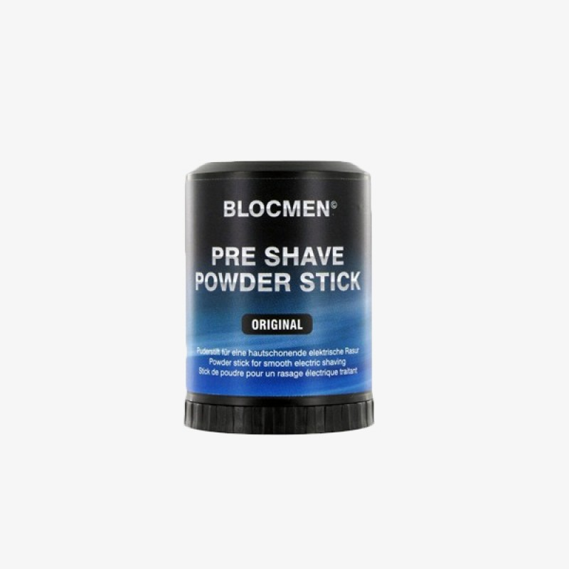 Blocmen Pre Shave Powder Stick Professional Make Up Sfx Supplies