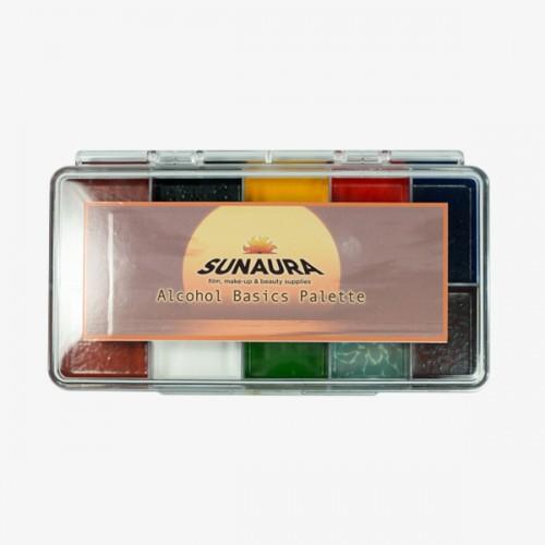 Sunaura Alcohol Basics Palette