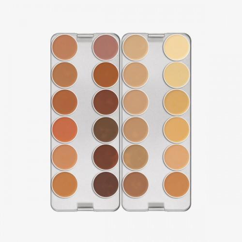 Dermacolor Palette (24 Colours)