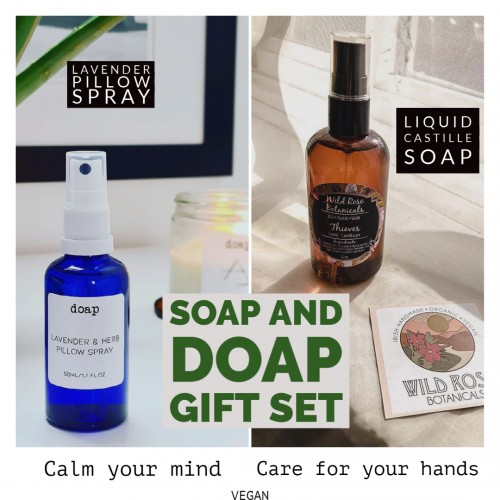 Soap and Doap Gift Set