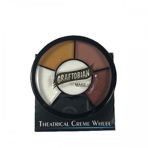 Graftobian Theatrical Creme Wheels 28 g