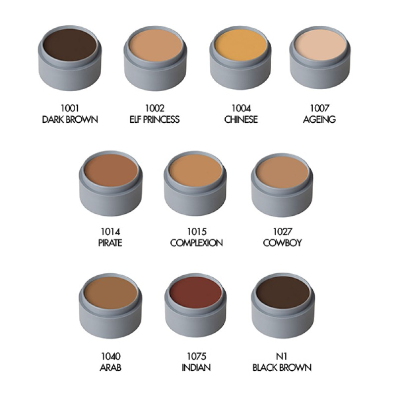 Grimas Water Paints Professional Face Painting Supplies From Sunaura