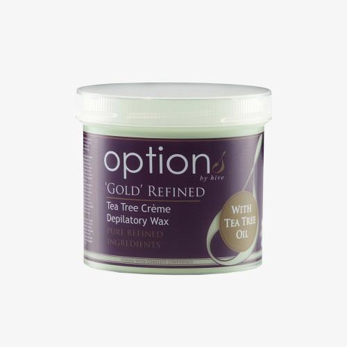 Hive Gold Tea Tree Wax