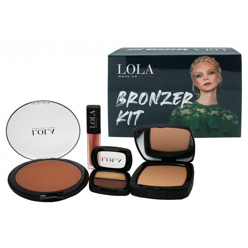Lola Makeup Bronzer Kit I Professional