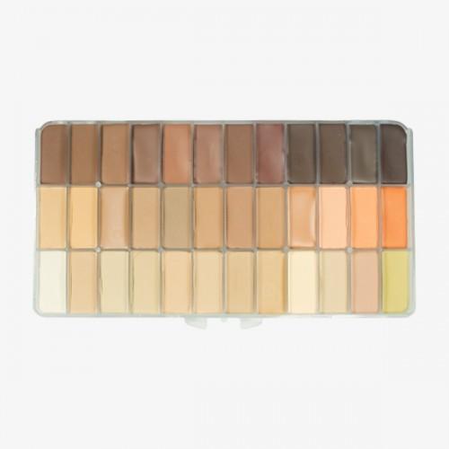 MaqPro Paris 36 Colour Palette - DAH1