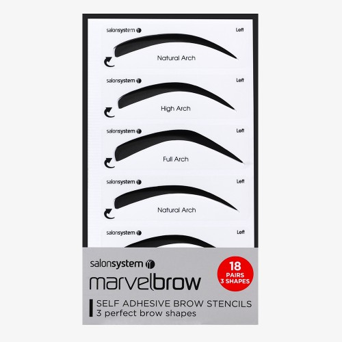 MarvelBrow Brow Stencils