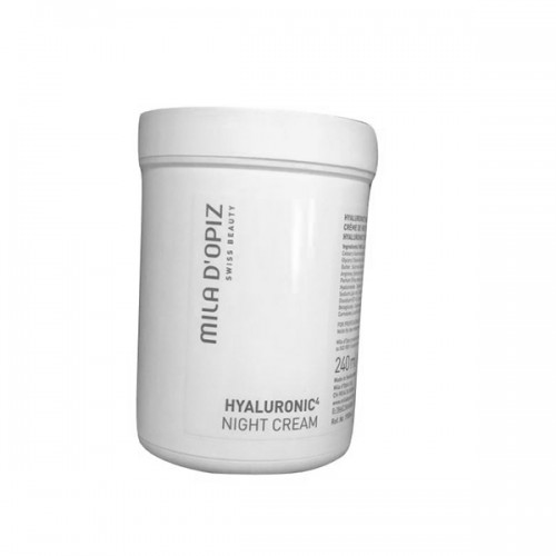 Hyaluronic4 Night Cream (Professional) – 240 ml