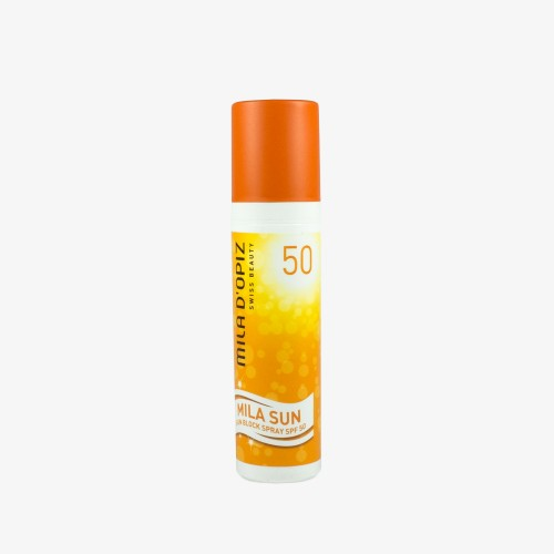 Mila Sun Block Spray SPF 50 - 100ml