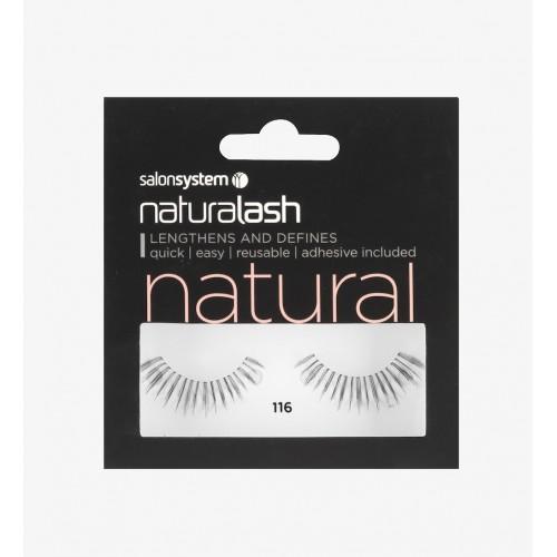 Naturalash Strip Lash (Natural) - No. 116