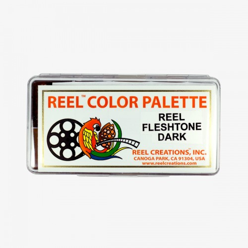 Reel Creations Fleshtone Dark Palette