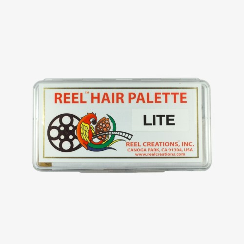 Reel Creations Light Hair Palette