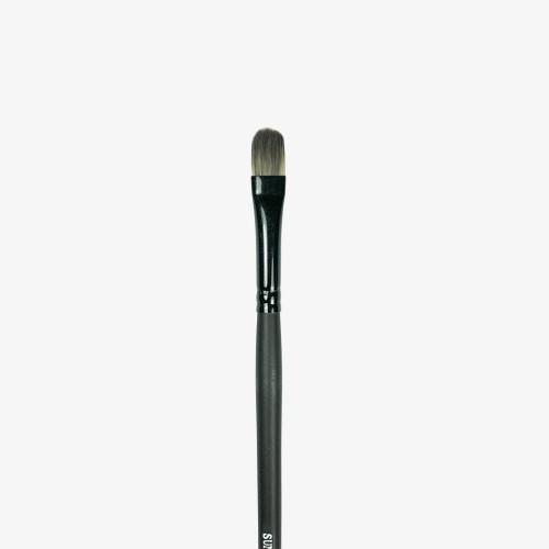 Sunaura Badgerlon Brush - Size 8