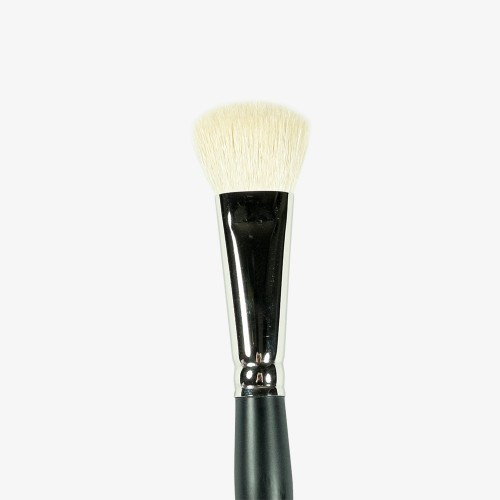 Sunaura Face Brush (White Pony Hair)