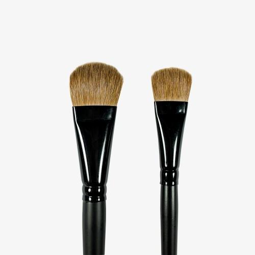 Sunaura Sable Contouring Brush Set (2 Brushes)