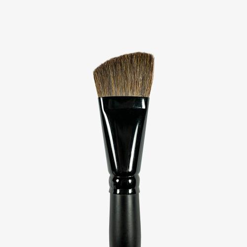Sunaura Slanted Shading Brush (Ox Hair)