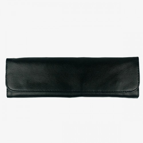 Sunaura Empty Black Wallet (holds 6 brushes)