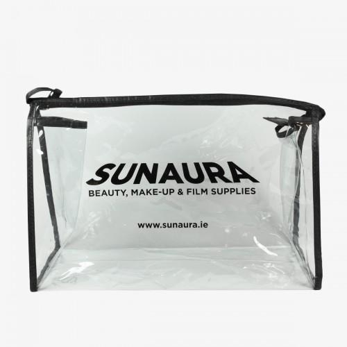 Sunaura Clear Zip Bag
