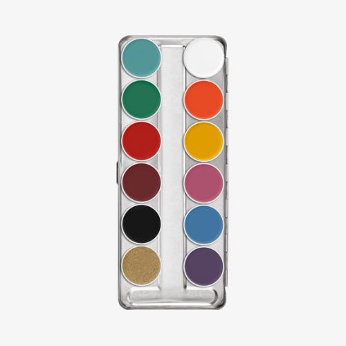 Kryolan Supracolor Palette FP