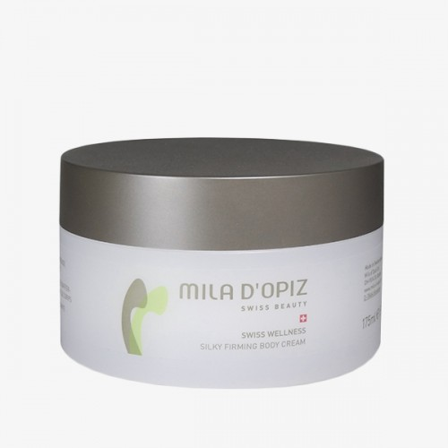 Swiss Wellness Silky Firming Body Cream - 175ml