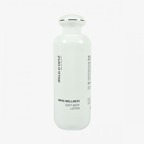 Swiss Wellness Soft Body Lotion (Professional) - 500ml