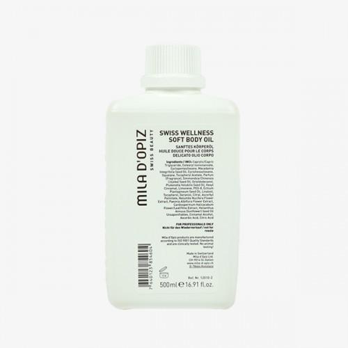 Swiss Wellness Soft Body Oil (Professional)