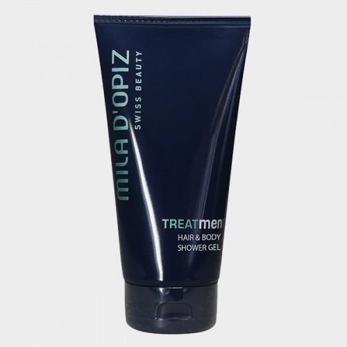 Treatment Hair & Shower Gel for Men - 250ml