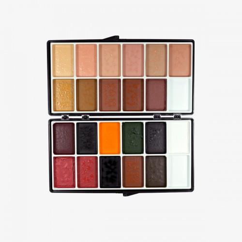 WM Creations Stacolour Full Colour Palette