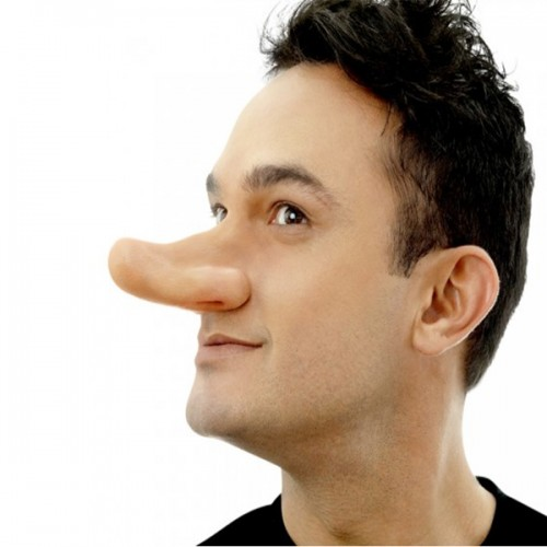 Woochie Cyrano Nose