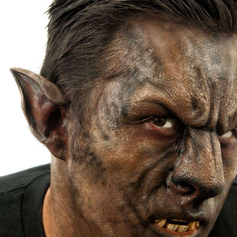 Woochie Wolf Ears Prosthetic